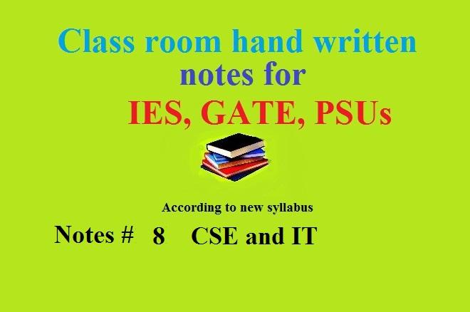 Gate 2014 Cse Syllabus Pdf