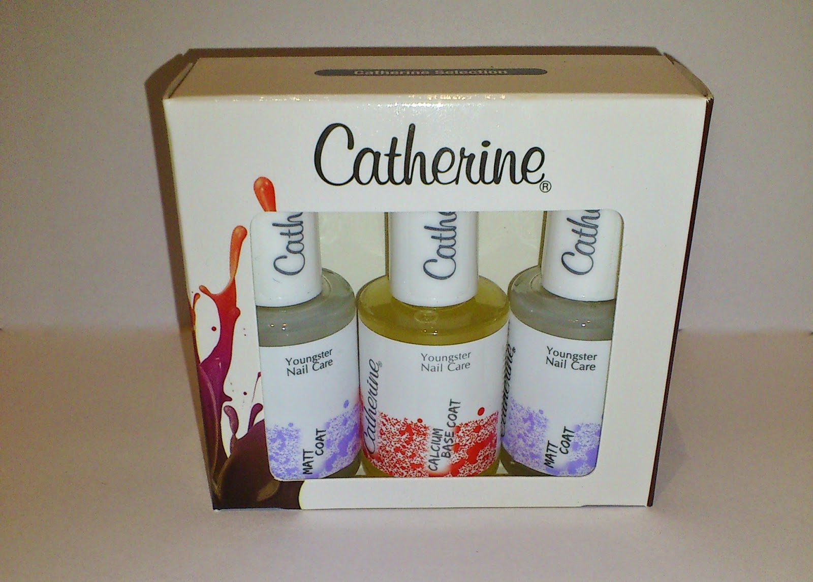 Catherine Youngster Nail Care Lacke