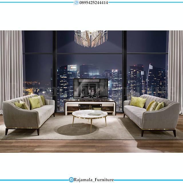 Set Sofa Tamu Minimalis Design Simple Elegant Style RM-0210
