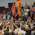 Τα Βαλκάνια φλέγονται - Θρυαλλίδα έντασης ο αλβανικός εθνικισμός – ΦΩΤΟ - ΒΙΝΤΕΟ