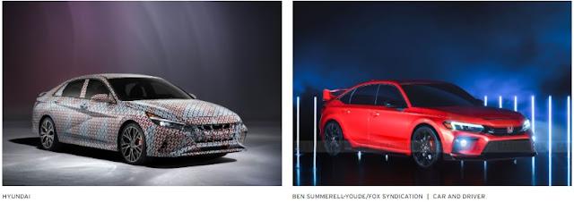 Hyundai Elantra N atau Honda Civic Type R