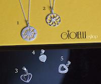Logo Gioca e vinci gratis eleganti gioielli Romantici con Gioielli Eshop