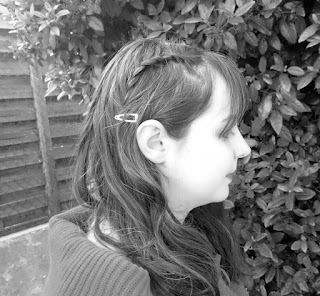 lace braid get the look Gryffondor