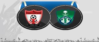 مشاهدة مباراة الاهلي والرائد بث مباشر 16-3-2018 الدوري السعودي
