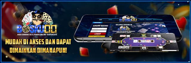 Website Game Poker Online Terbaik Penuh Hoki Hanya Pada BoskuQQ