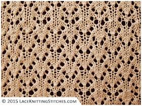 Lace Chart #16