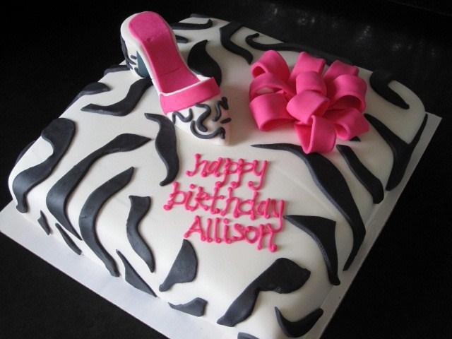 Cake It Pretty Happy Birthday Allison