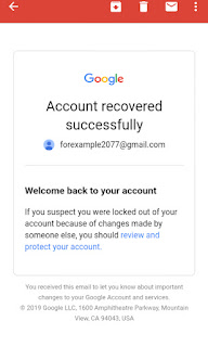 Mail from google