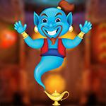 G4K Powerful Genial Genie Escape