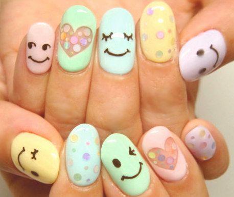 Pastel Nail Art Ideas You Cannot Resist