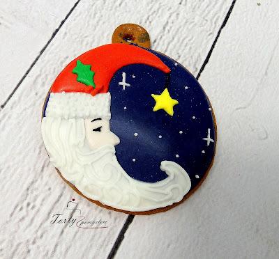pierniczki świąteczne na choinkę