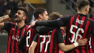 AC Milan vs Dudelange 5-2 Full Highlights - Liga Europa