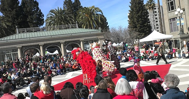Tread Rightly: Celebrating the Chinese New Year @ Redwood City
