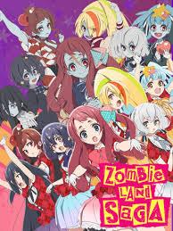 anime zombie terbaru yang seru nagih ditonton