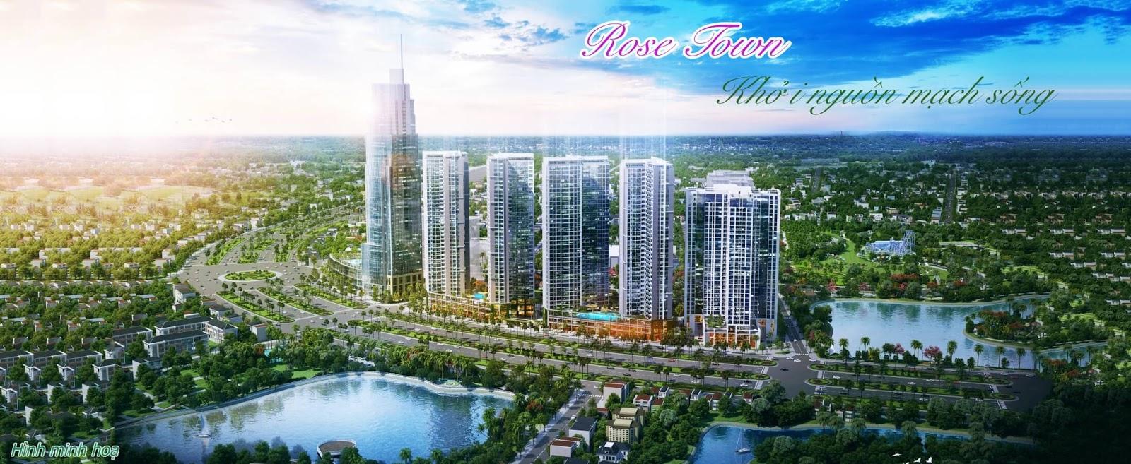 Chung cư Rose Town Ngọc Hồi