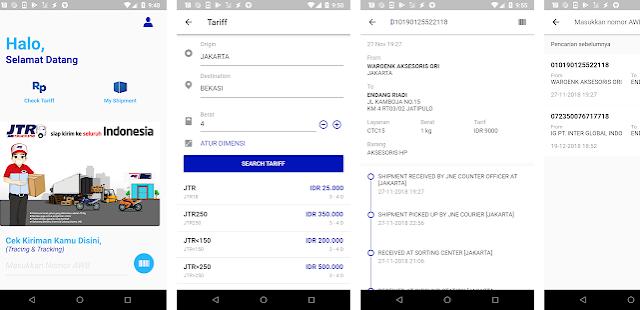 7 Aplikasi Melacak Pengiriman Barang Untuk Smartphone Android