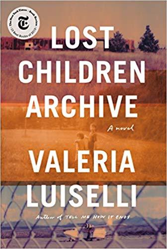 Lost Children Archive, VALERIA LUISELLI