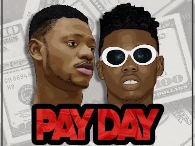 DOWNLOAD MP3: Qodmax - Pay Day Ft. Rapsodi J