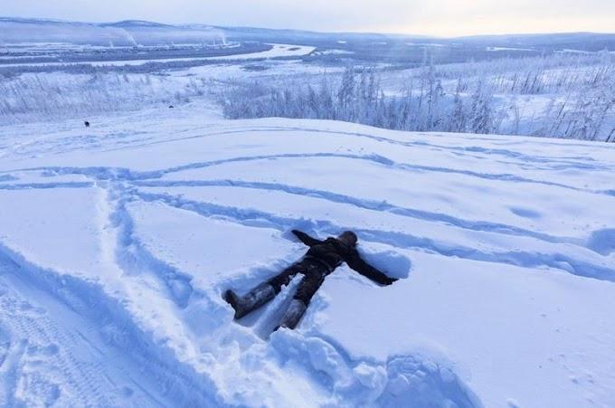 Desa Verkhoyansk, Salah Satu Tempat Dengan Suhu Ekstrem di Dunia
