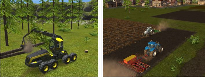 Farming Simulator 16 v1.1.0.4 APK DATA