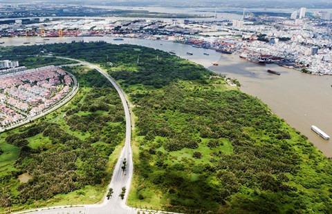 Cận cảnh các dự án sai phạm ở khu đô thị Thủ Thiêm ảnh 4