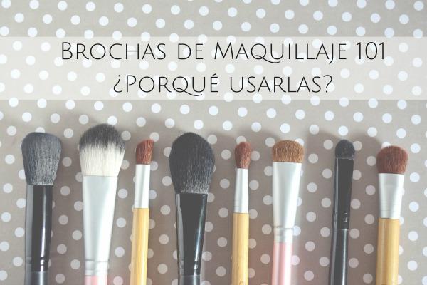 brochas de maquillaje para que sirve como usarlas kit principiantes