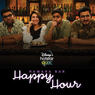 Happy Hour Netflix Web Series Cast, Wiki, Poster, Trailer, Video, All Episodes and Review