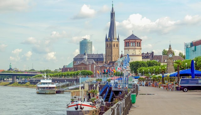 8 Best Thing to do in Dusseldorf