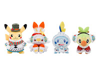 Pokémon Plush Dolls
