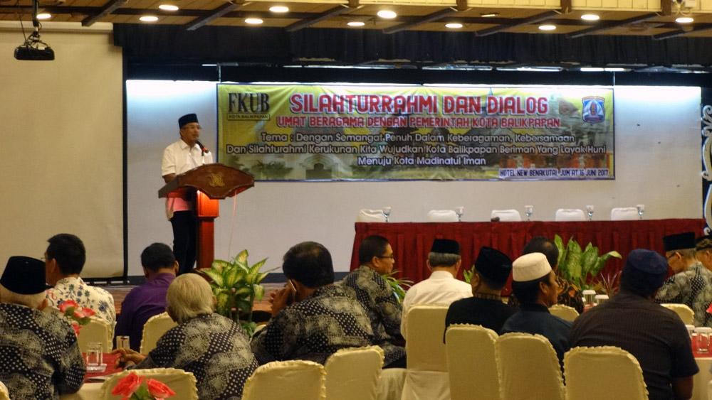 Dialog Lintas Agama, Sikapi Media Sosial dan Berita Hoax