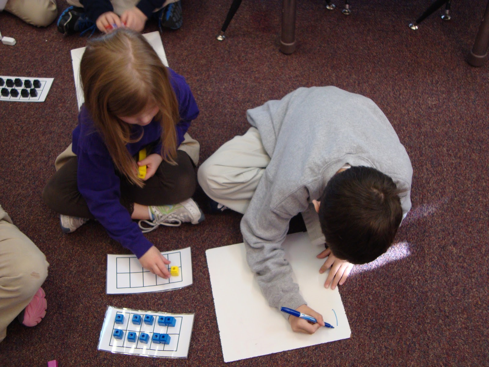Mrs Tucker S Class Composing And Decomposing Teen Numbers The Fun Way