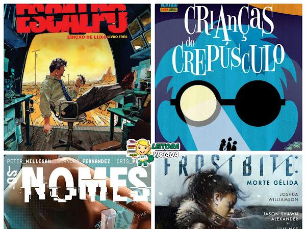 Lançamentos: Panini Comics - Vertigo (DC Comics)