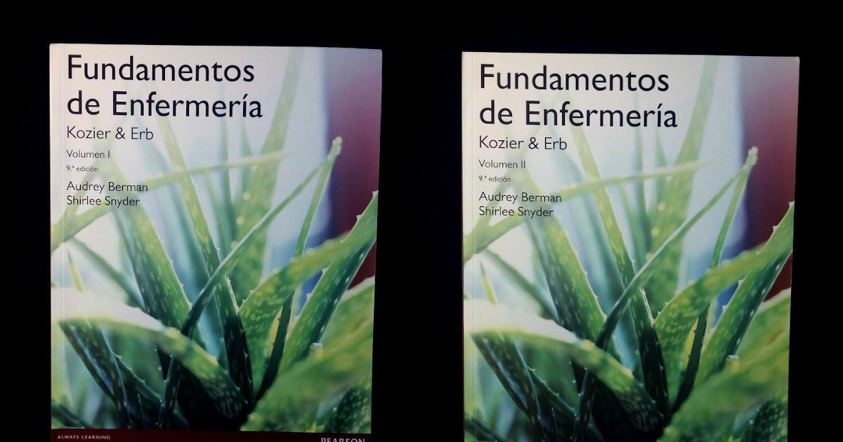 Libros área De Salud Pdf: Kozier Fundamentos De Enfermeria