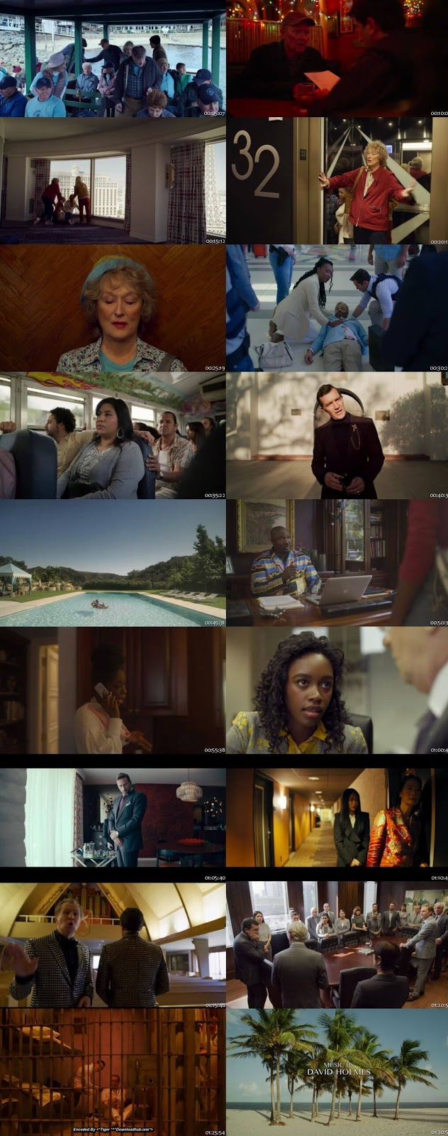 Screen Shots The Laundromat 2019 Dual Audio HD 720p