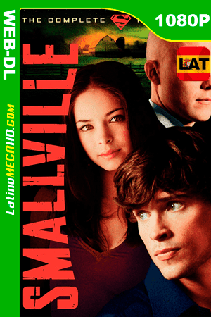Smallville (Serie de TV) Temporada 3 (2003) Latino HD WEB-DL 1080P - 2003
