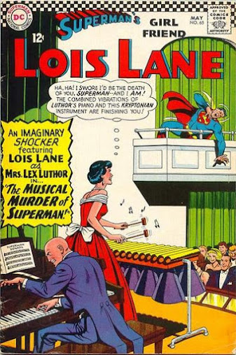 Lois Lane #65, Lola and Luthor