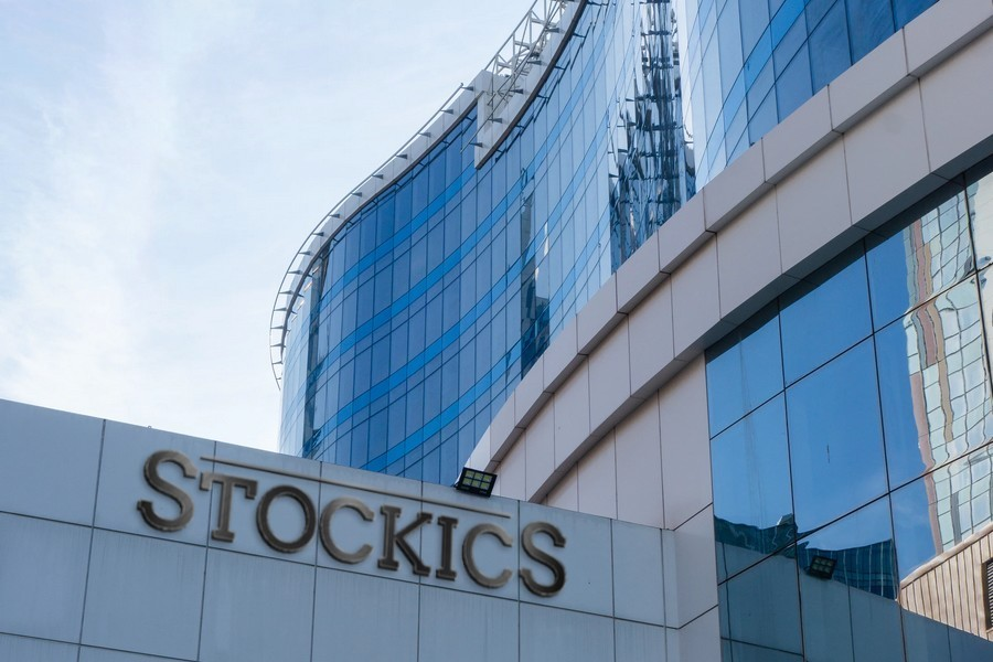 Stockics Mock Building
