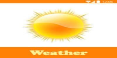تحميل تطبيق طقس و درجة حرارة  , download weather free