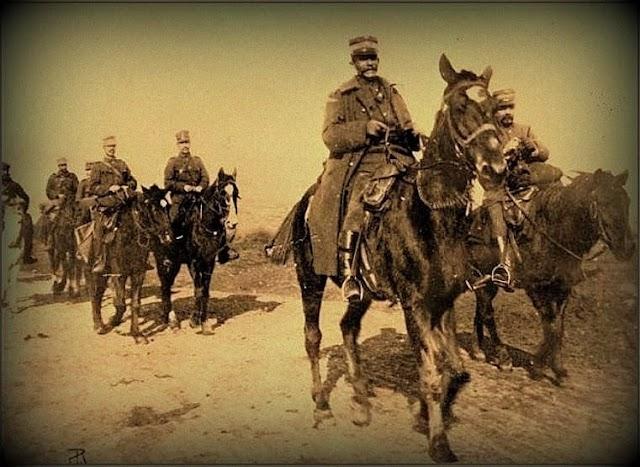 Συνταγματάρχης Καμπάνης Αντώνιος Διοικητής 8ου ΣΠΖ έπεσε ηρωικά μαχόμενος στην μάχη του Κιλκίς 21 Ιουνίου 1913!!!