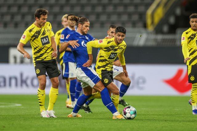 ملخص واهداف مباراة دورتموند وشالكه (3-0) الدوري الألماني