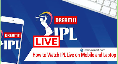 Follow This Steps To Watch IPL 2020 Match Live Online