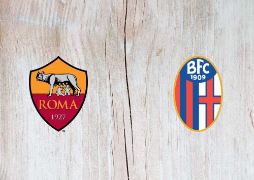 Roma vs Bologna -Highlights 7 February 2020