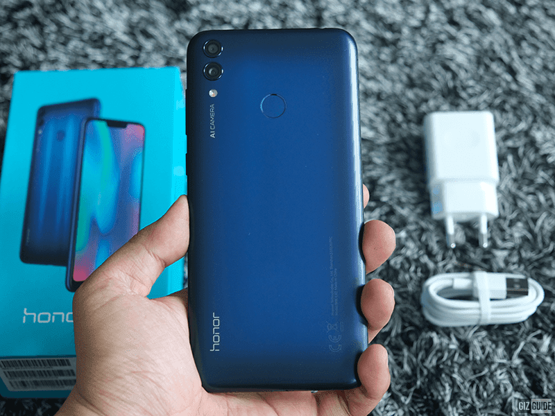 Reasons why you should go back-to-school with a new HONOR 8C
