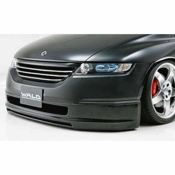 Body Kit Honda Odyssey RB1 WALD 2003-2006