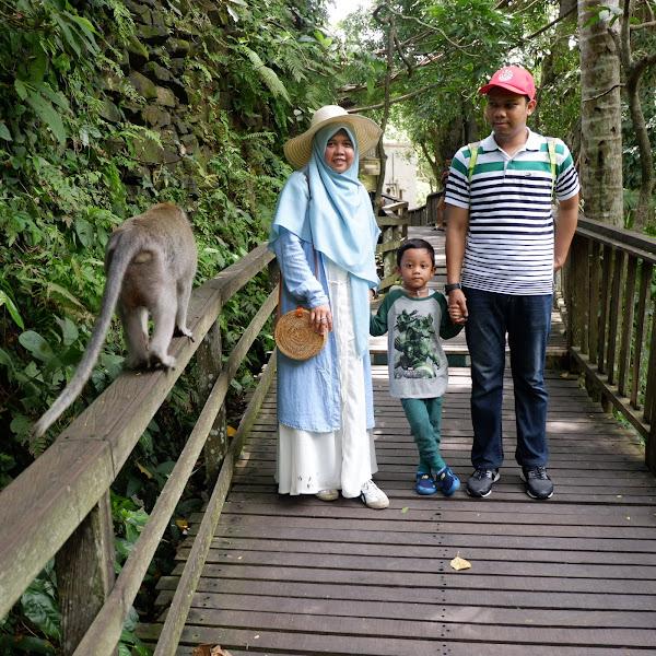 Itenarary Liburan Ke Bali 4D3N Dengan Anak Balita