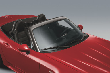 Fiat 124 Spider Mopar Windshield Surrounds