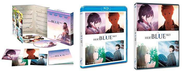 Her Blue Sky DB/DVD - Selecta Visión