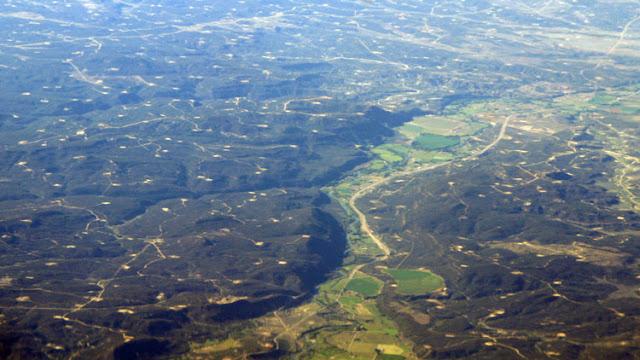 EE.UU.: La fracturación hidráulica provoca grandes fugas de gas metano
