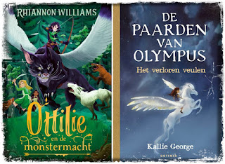 Rhiannon Williams, Kallie George, Gottmer kinderboeken