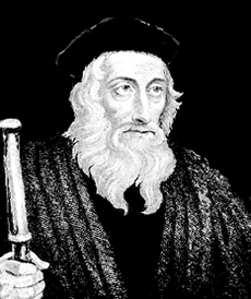 John Wycliffe - Church Leader